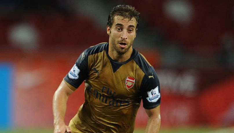 Arsenal 'accept Galatasaray bid for Mathieu Flamini transfer'