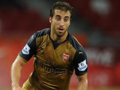 Arsenal 'accept Galatasaray bid for Mathieu Flamini transfer'