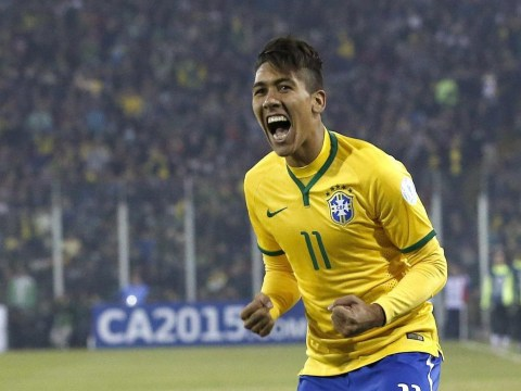 Thought of playing for Liverpool fans at Anfield gives me goosebumps, says Roberto Firmino
