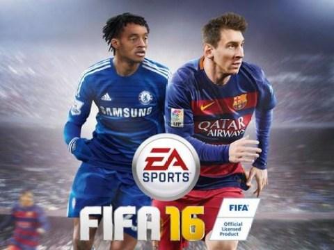 Chelsea's Juan Cuadrado joins Lionel Messi on FIFA 16 cover for Latin America