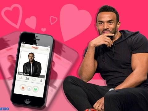 Here's what happened when I used Craig David lyrics as chat up lines on Tinder