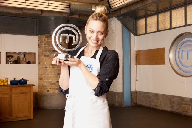 Celebrity MasterChef 10 Champion 2
