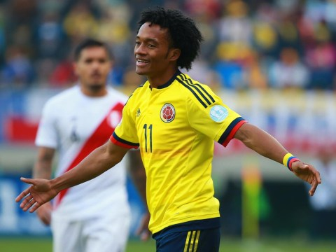 'He is a fantastic player and this will be his season': Chelsea's Radamel Falcao backs Juan Cuadrado to be a hit at Stamford Bridge