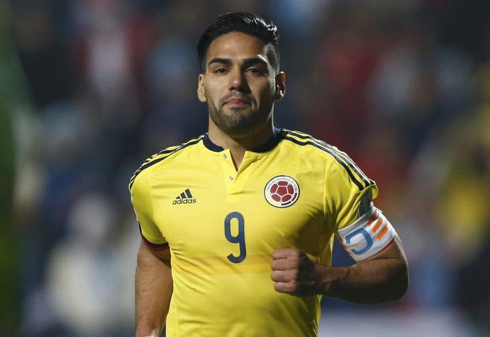 Jose Mourinho's backing Radamel Falcao to be a success at Chelsea (Picture:Reuters)