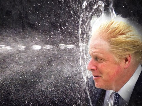 Useless Boris water cannons sold for scrap with £300,000 loss