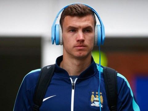 Arsenal 'line up shock transfer of Manchester City's Edin Dzeko'