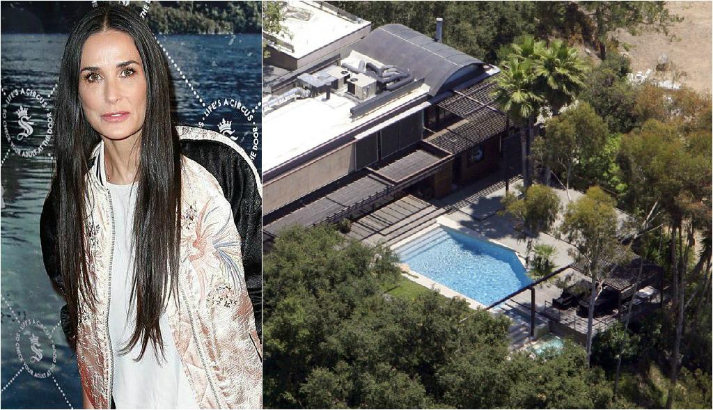 Police identify man, 21, found dead in Demi Moore's swimming pool