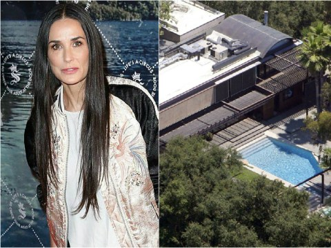 Police identify man, 21, found dead in Demi Moore's swimming pool