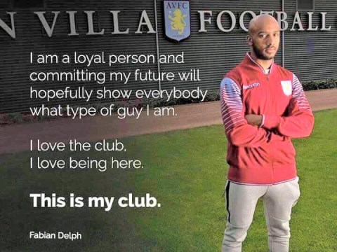 The Fabian Delph quotes that are about to make the England international look very, very silly