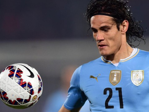 Edinson Cavani's agent confirms transfer offer to join 'big club' amid Manchester United links