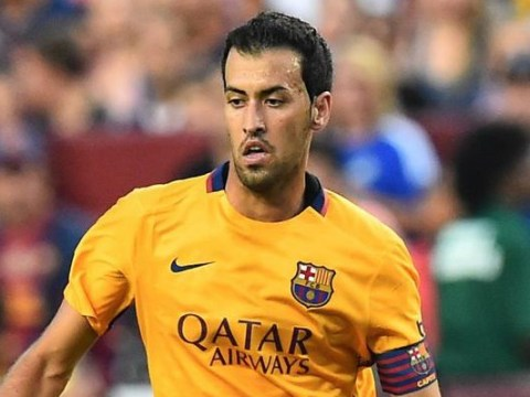 Arsenal 'make £24.4m opening transfer offer for Sergio Busquets'