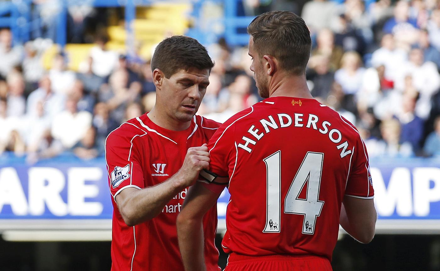 How Jordan Henderson has grown to take on his new captain role at Liverpool