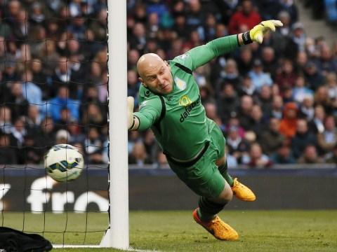 Aston Villa transfer raid for Asmir Begovic could see Brad Guzan leave the club