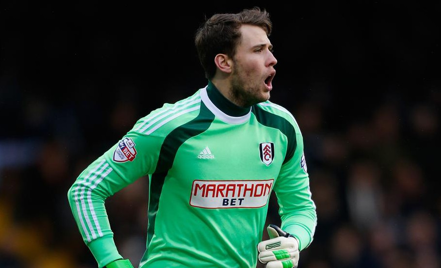 Chelsea 'make £2.5m transfer bid to sign Fulham star Marcus Bettinelli'