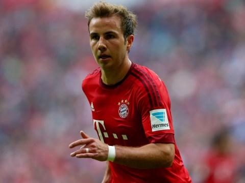 Arsenal 'on alert for Mario Gotze transfer after Bayern Munich row'