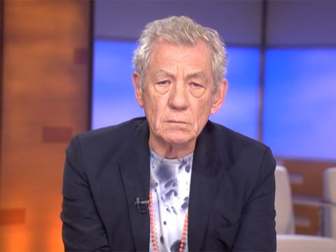 Sir Ian McKellen reciting the lyrics to Bad Blood and Uptown Funk may be the greatest thing you will see all day