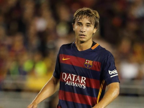 What would Sergi Samper give Arsenal if he completes his £8.5million transfer from Barcelona?