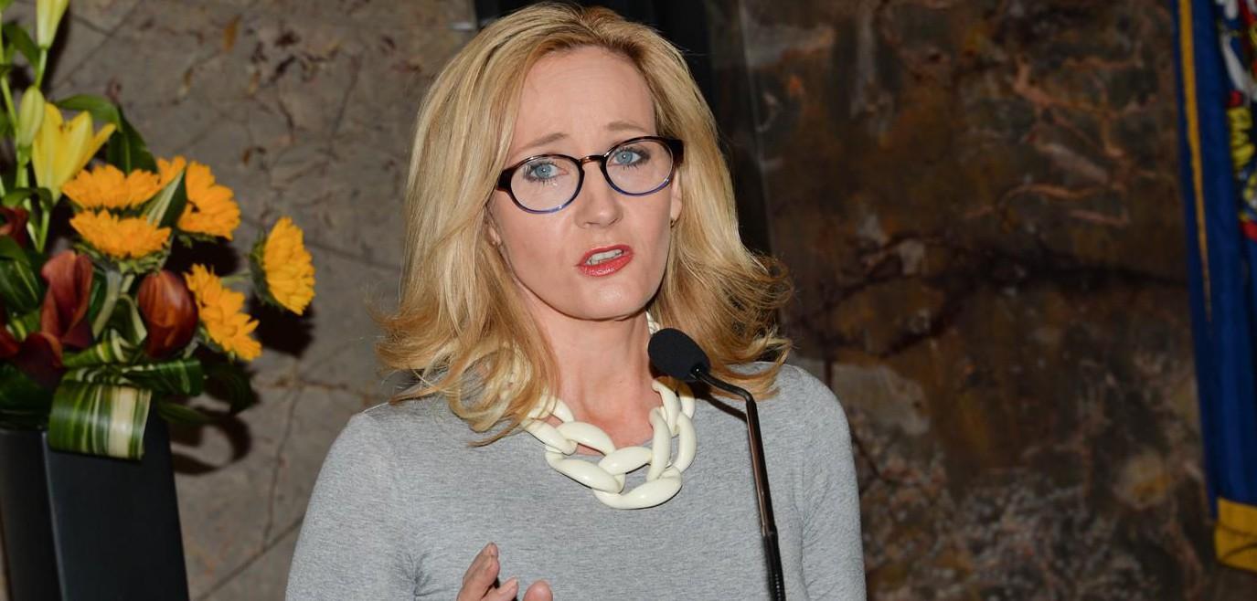 J.K. Rowling Evan Agostini/Invision/AP