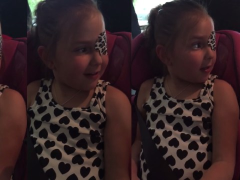 6-year-old with brain tumour gets surprise voicemail from Frozen's Princess Anna