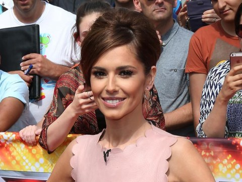 X Factor auditions held up for an hour after Cheryl Fernandez-Versini burns foot on straighteners