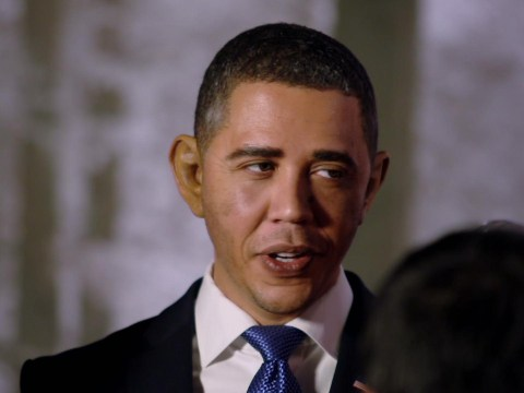 Is this man a dead ringer for President Barack Obama?