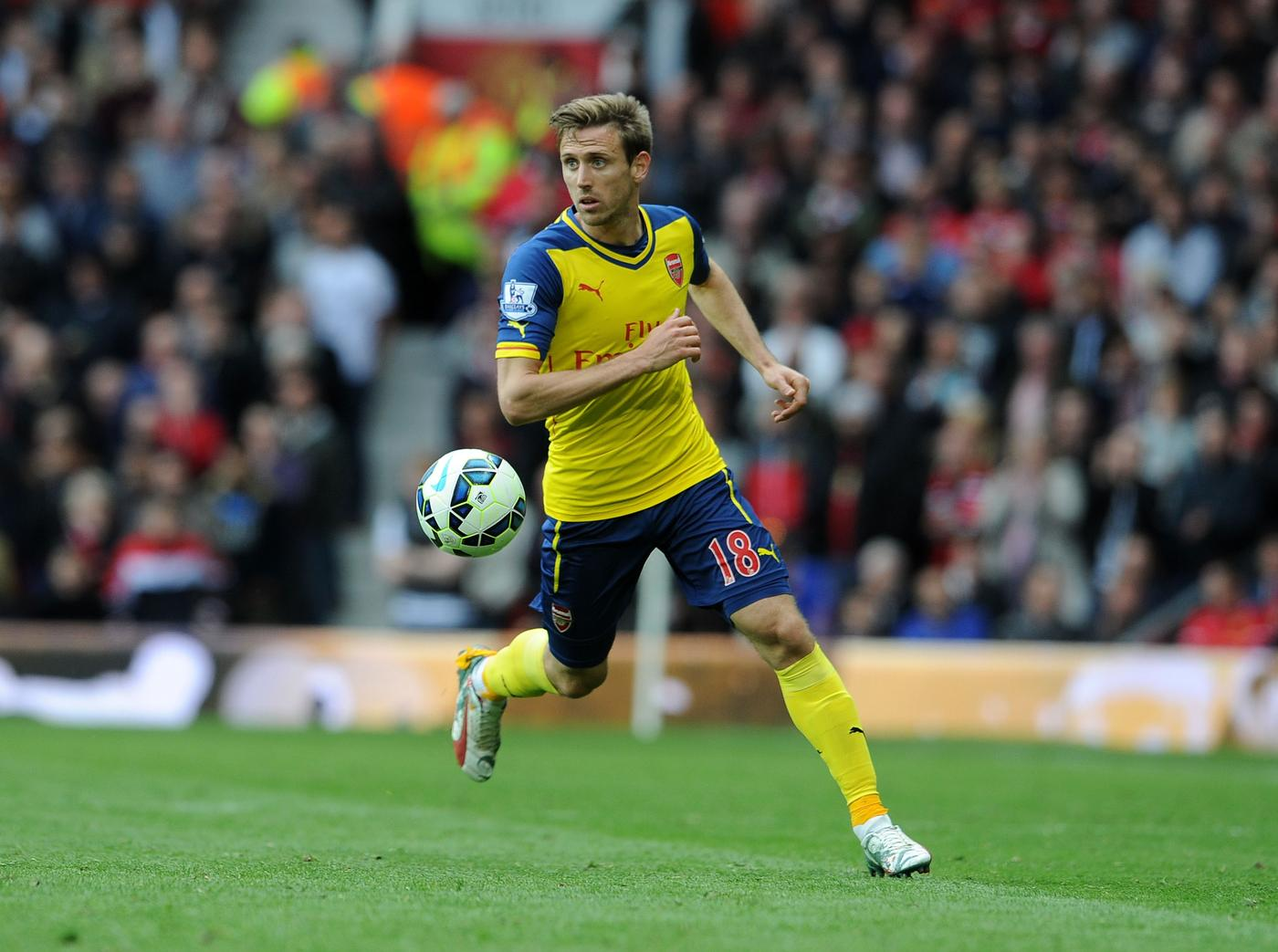 Nacho Monreal dampens transfer talk and insists he's happy at Arsenal