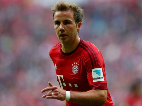 Liverpool 'want Mario Gotze transfer as he pushes for Bayern Munich exit'