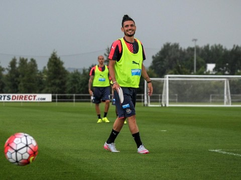 Remy Cabella's decision to make Newcastle transfer move was a bad decision, says Montpellier manager Rolland Courbis
