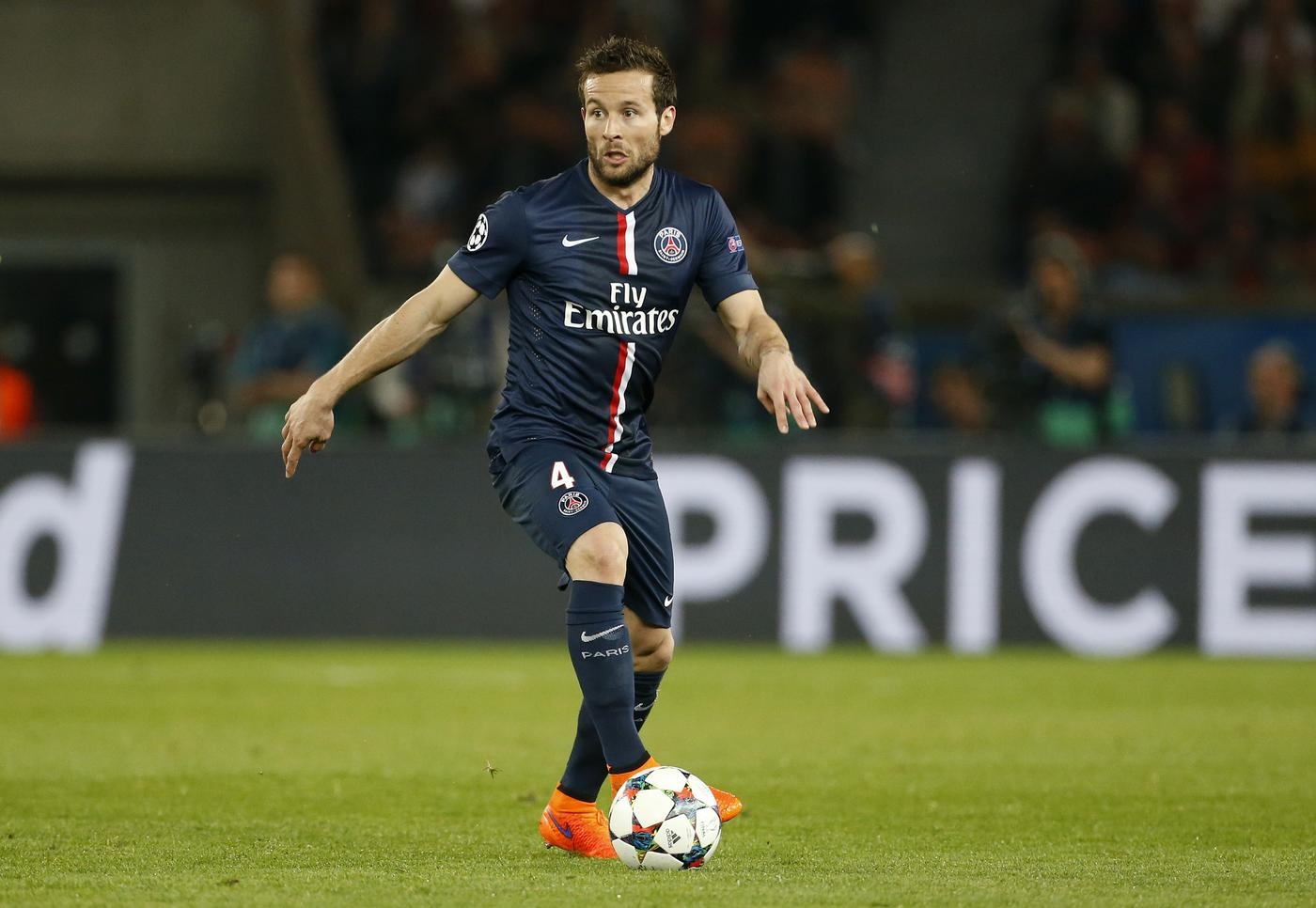 Manchester United 'weigh up transfer of Yohan Cabaye'