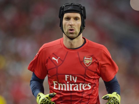 'We can challenge for top spot' – Petr Cech backing Arsenal to compete for the Premier League title this season