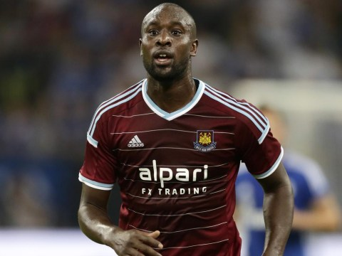 Leicester 'plotting move for former West Ham striker Carlton Cole'