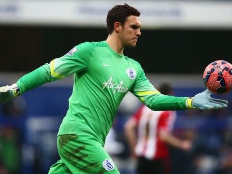QPR neglect their long term transfer plan by selling Alex McCarthy to Crystal Palace