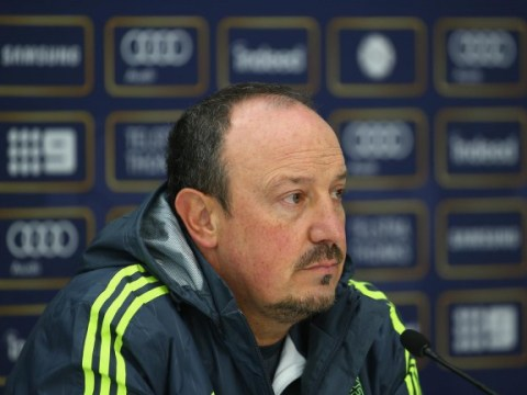 Rafael Benitez gives his take on Sergio Ramos transfer to Manchester United reports