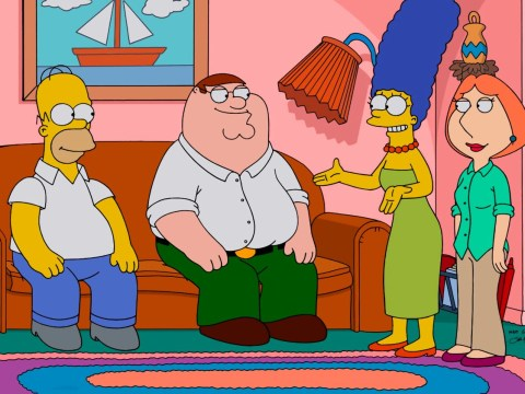 There was a Family Guy/The Simpsons crossover and everyone thought it was a bit weird