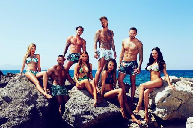 Ex On The Beach 2015 (Picture: MTV)