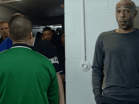 Sky Sports create awesome new advert as Thierry Henry takes a nostalgic trip down memory lane