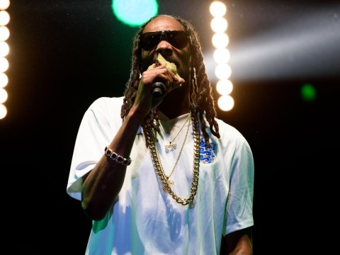 Snoop Dogg is a HUGE fan of The Great British Bake Off