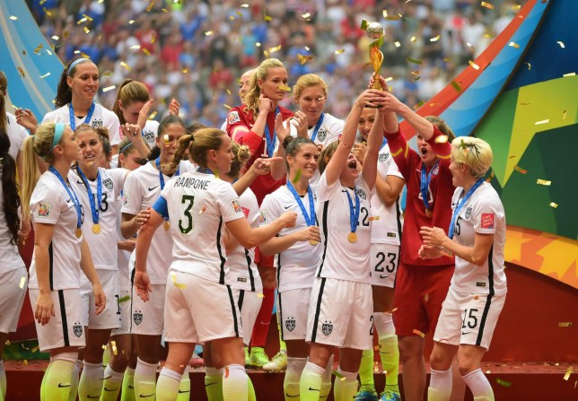 uswnst wins world cup