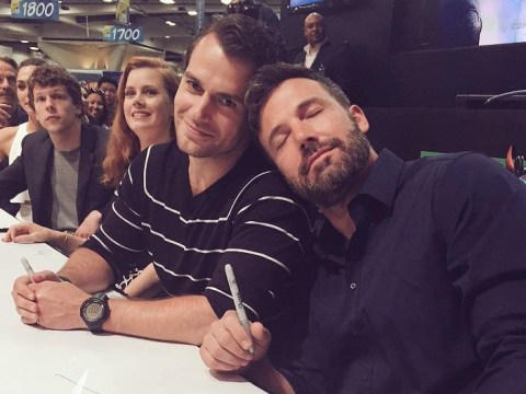 9 pictures that prove Batman and Superman don't hate each other really