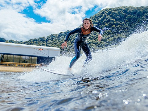 Surf Snowdonia's Wavegarden means Wales has just become the best surf spot on the planet