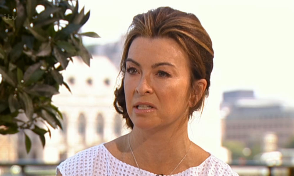 Suzi Perry This Morning