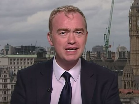Lib Dem leader Tim Farron just refused to answer 'is homosexual sex a sin' question
