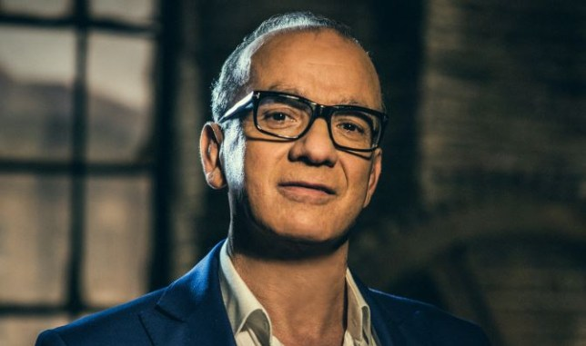 New Dragon Touker Suleyman (Picture: BBC)
