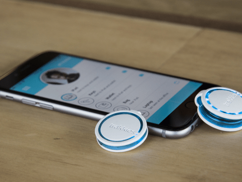 Trakkies are the gadget every forgetful person needs