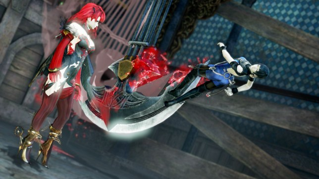 Deception IV: The Nightmare Princess (PS4) - wicked fun