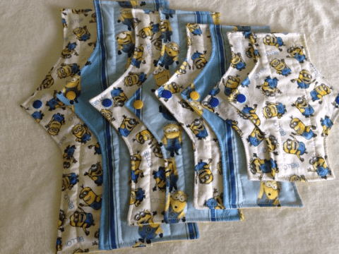 Minions tampons might not be real – but these Minions-covered sanitary pads are
