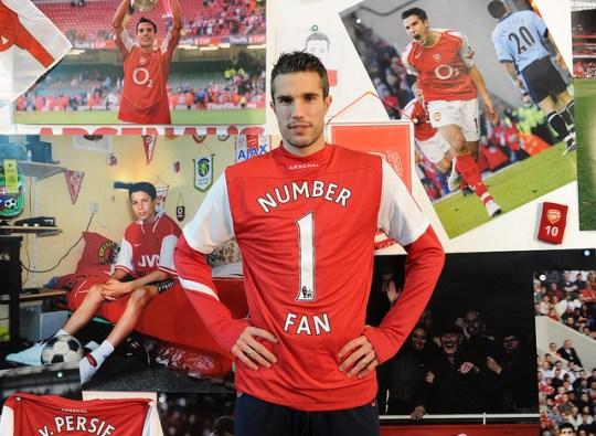 premium selection dcb13 6392e Arsenal transfer news: 7 reasons Arsenal should sign Robin ...