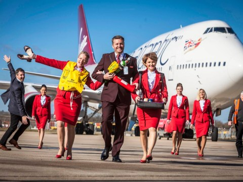 Virgin Atlantic: Up in the Air praised for showing the hard work it takes to be an air hostess