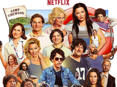 Wet Hot American Summer – First Day Of Camp is the most star-studded Netflix series EVER