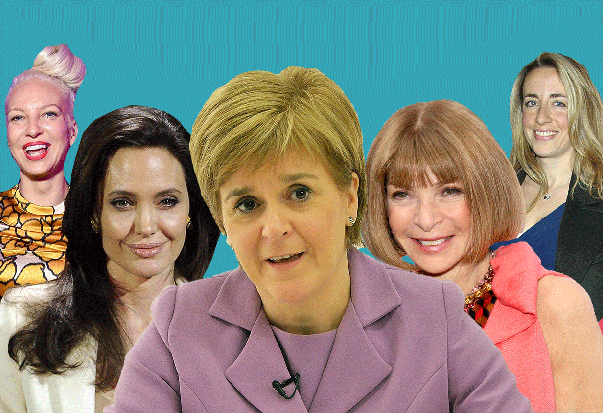Woman's Hour power list is full of well known names... but are they the right choices?